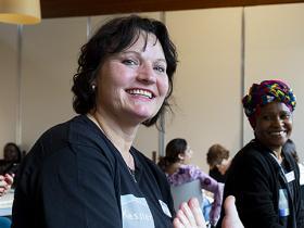 Haagse Vrouwendag 2020 voetverzorging